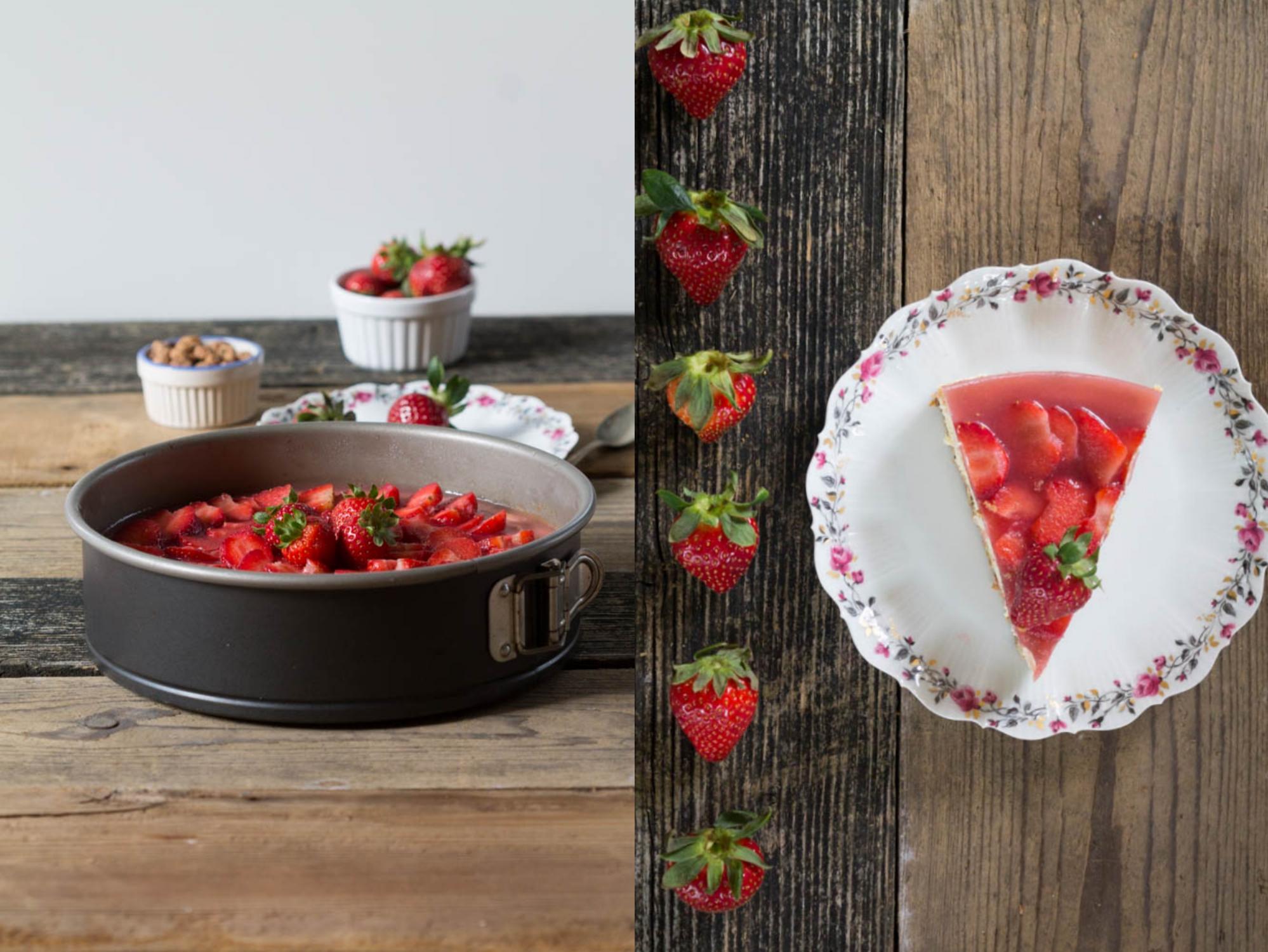 FAIBLE_Erdbeer-Cheesecake mit Erdmandel 2