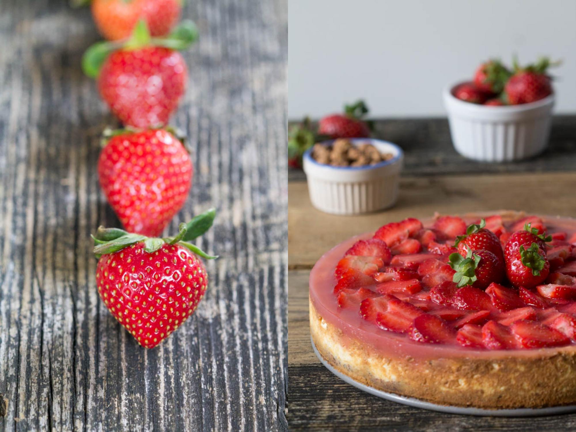 FAIBLE_Erdbeer-Cheesecake mit Erdmandel 4