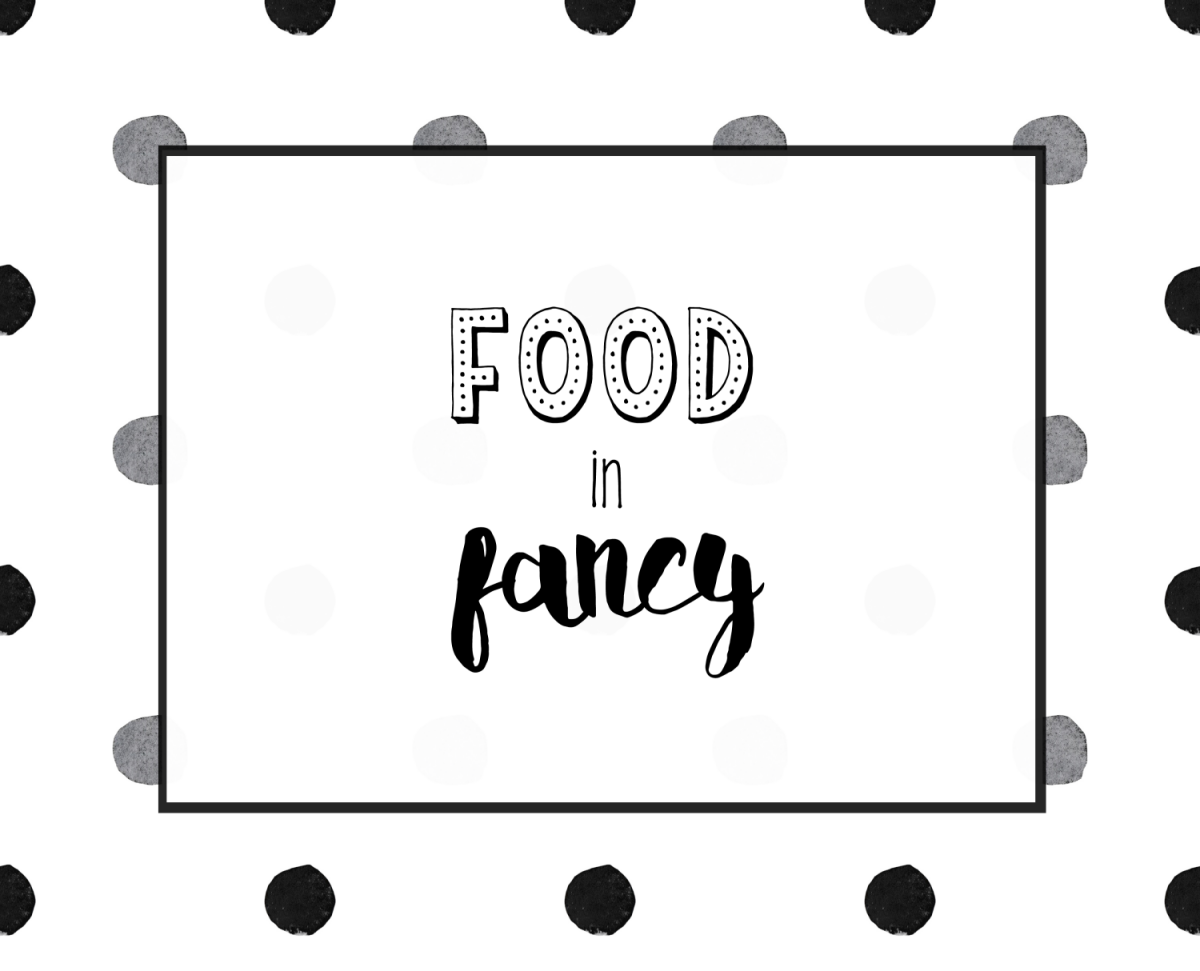 Food-in-fancy