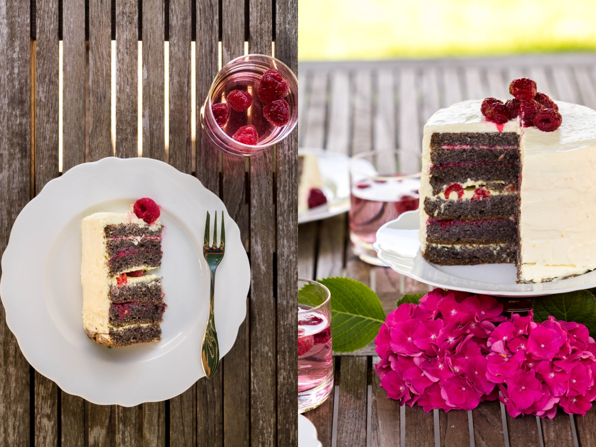 FAIBLE_Lemon-Poppyseed-Cake with Raspberries_lchf_1
